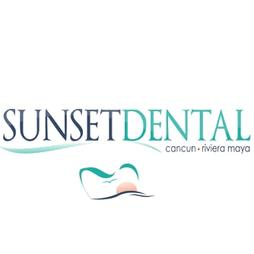 Sunset dental logo