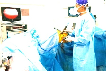 Hip Arthroscopy [Orthopedic surgery]