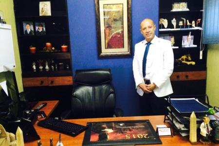 Orthopaedic Surgeon  Dr. Sergio Villatoro Bran