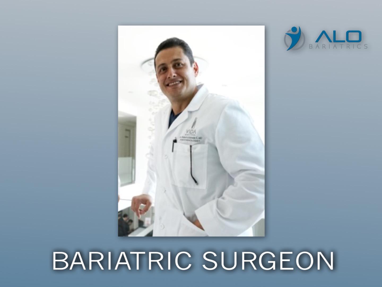 Surgeon. dr ramirez