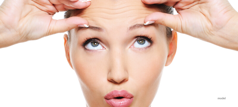 Different types of brow lifts