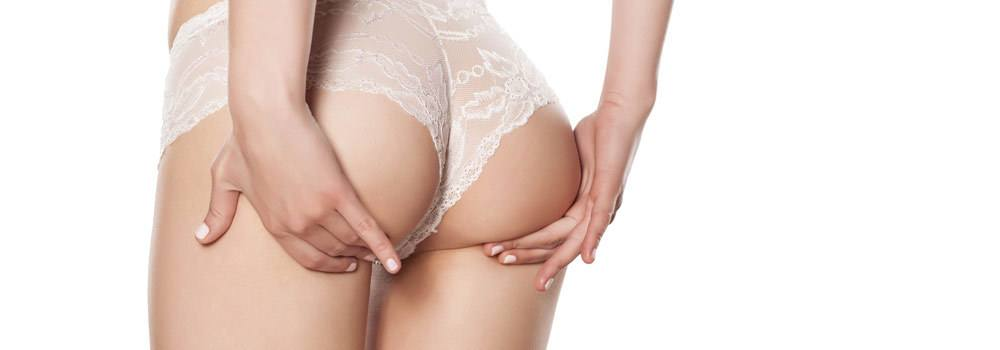 Buttock lift plastic surgery