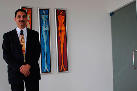 Dr. Lázaro Cárdenas Camarena - Plastic Surgeon Board Certified