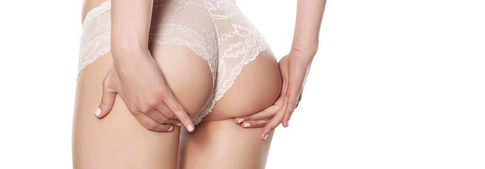 Buttock lift plastic surgery