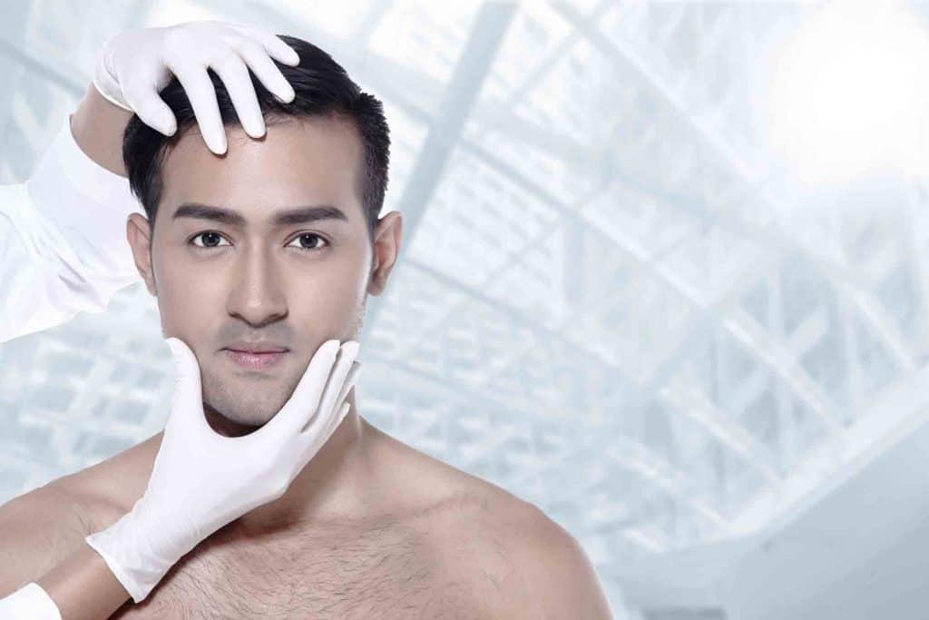 Estiramiento facial para hombres 1024x683