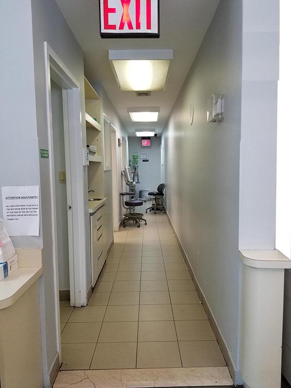 Dental office dentist in the bronx