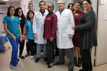 Dentist in the bronx team
