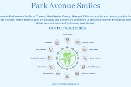 Park avenue smiles procedures