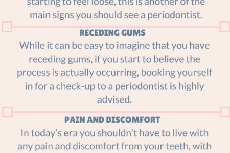 6 reasons to visit periodontist
