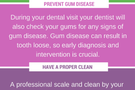5 reasons to visit your dentist