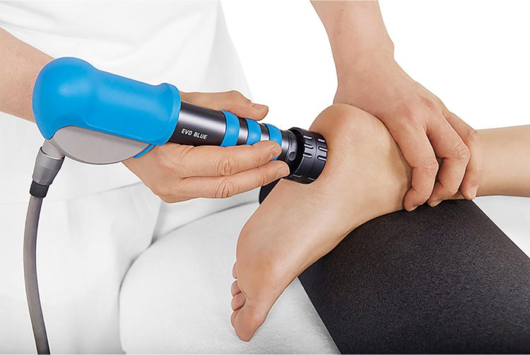 Shockwave therapy 750x502