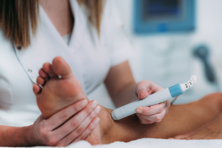 Foot & Ankle Laser Therapy