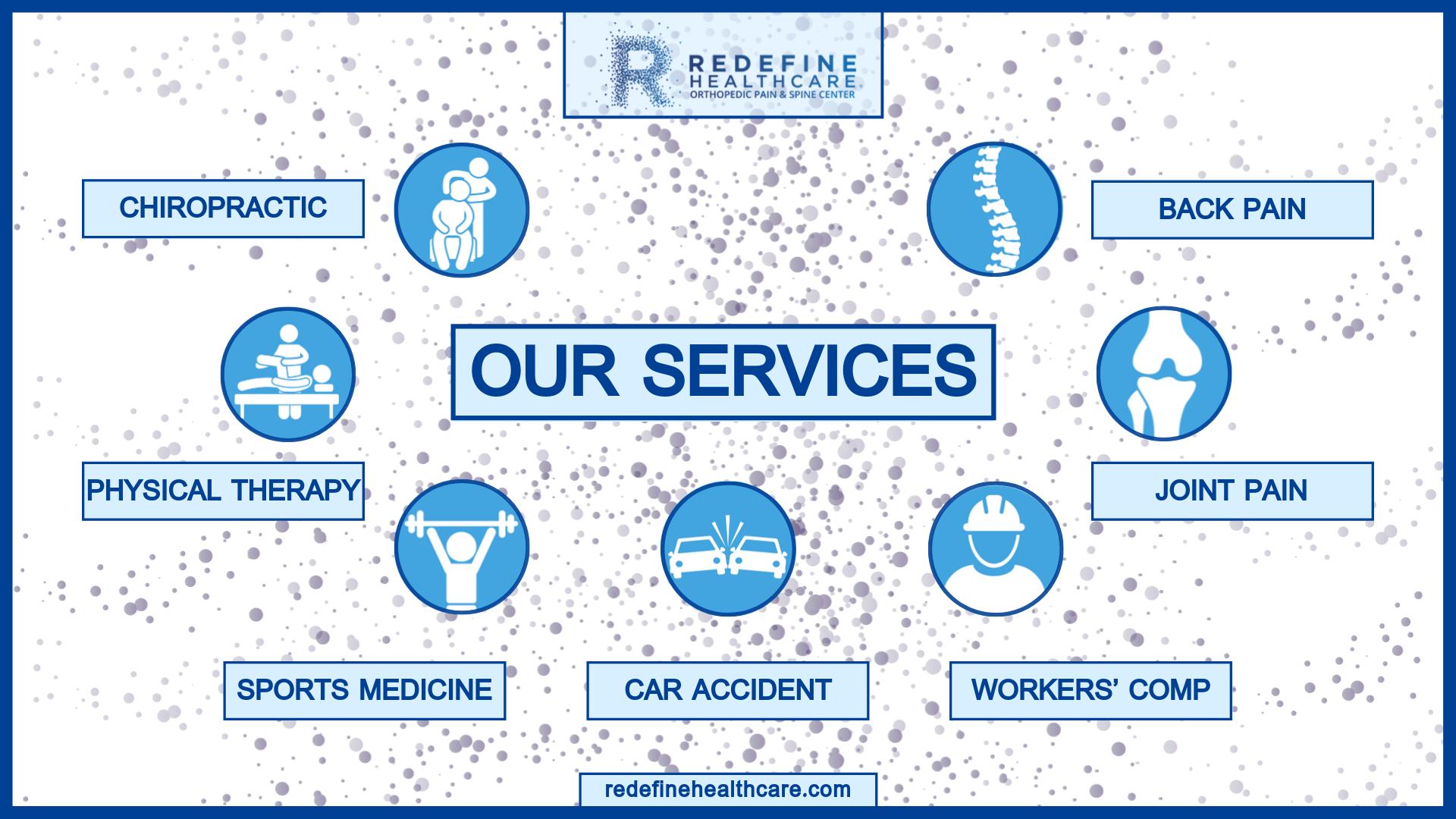 Redefine services
